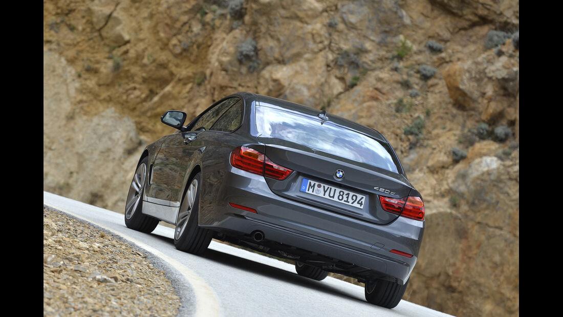 BMW 4er Coupé 420d