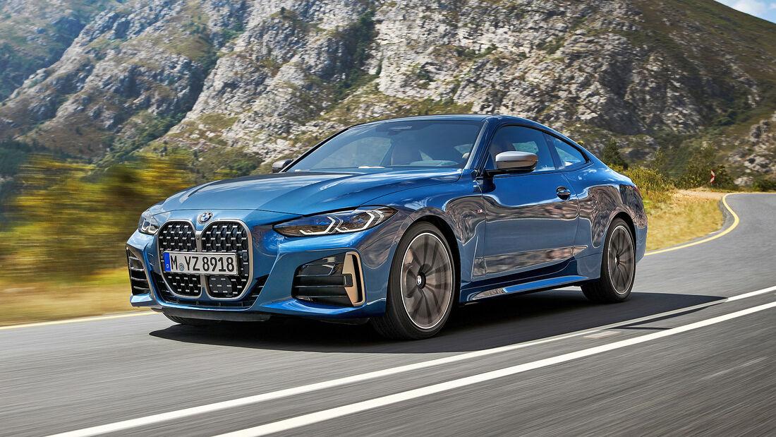 BMW 4er Coupé, Autonis 2020
