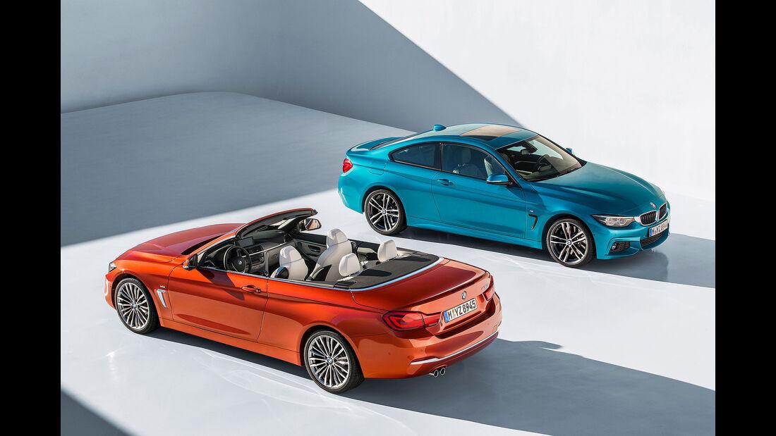 BMW 4er Coupé Cabrio Facelift (2017)
