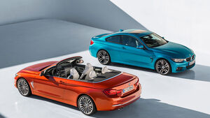 BMW 4er Coupé Cabrio Facelift (2017)