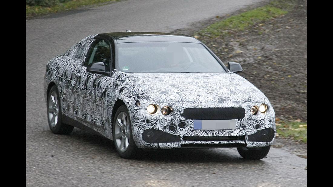 BMW 4er Coupé Erlkönig