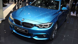 BMW 4er Coupé Facelift (2017)