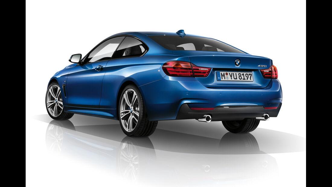 BMW 4er Coupé M Sportpaket
