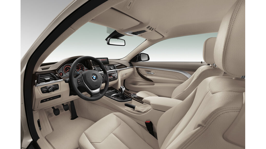 BMW 4er Coupé Modern Line