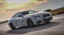 BMW 4er Coupé, getarnt