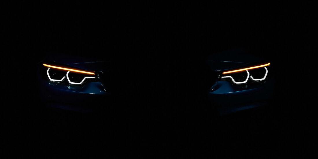 BMW 4er Facelift (2017) Licht