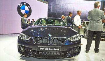 BMW 4er Gran Coupé 435i, Genfer Autosalon, Messe, 2014