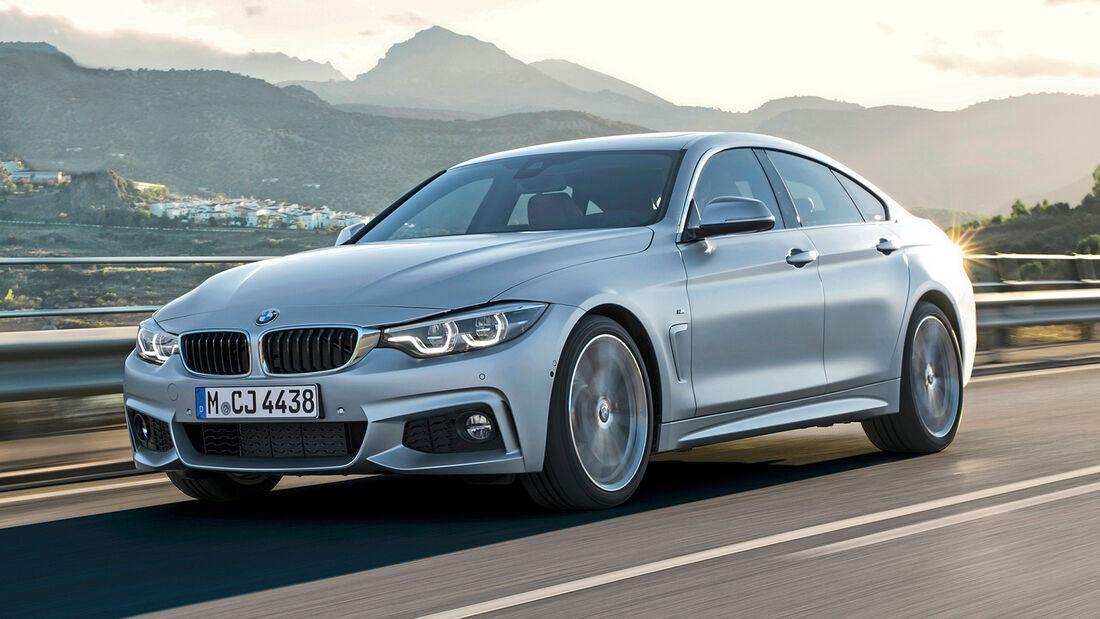 BMW 4er Gran Coupé, Exterieur