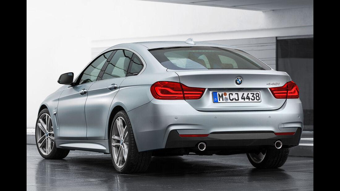 BMW 4er Gran Coupé Facelift (2017)