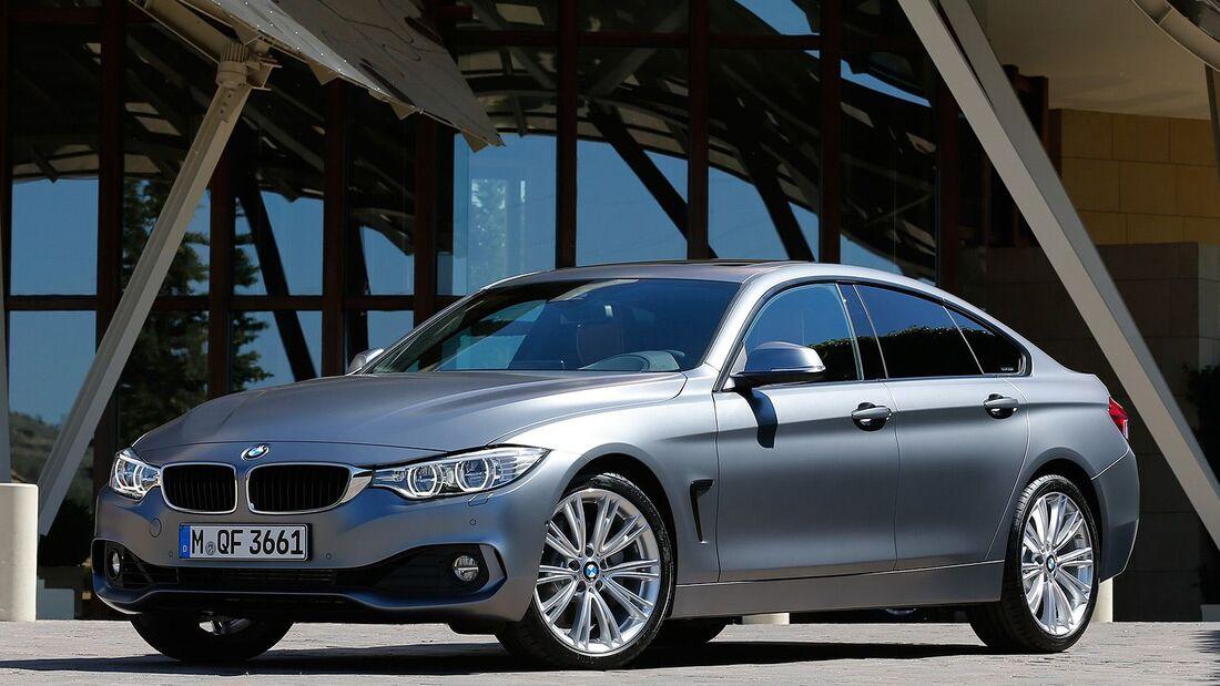 BMW 4er Gran Coupé Individual