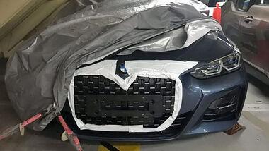 BMW 4er Kühlergrill leaked