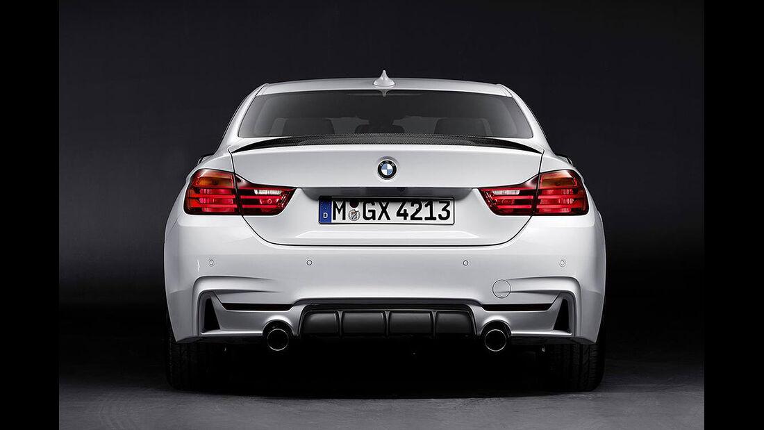 BMW 4er M Performance Paket