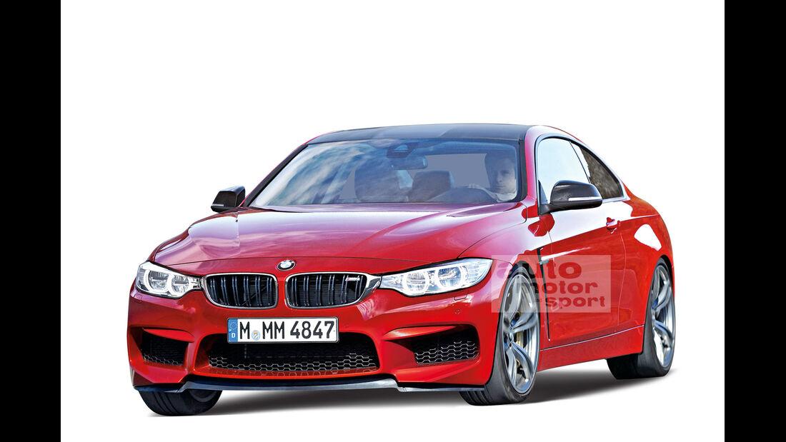 BMW 4er  M4