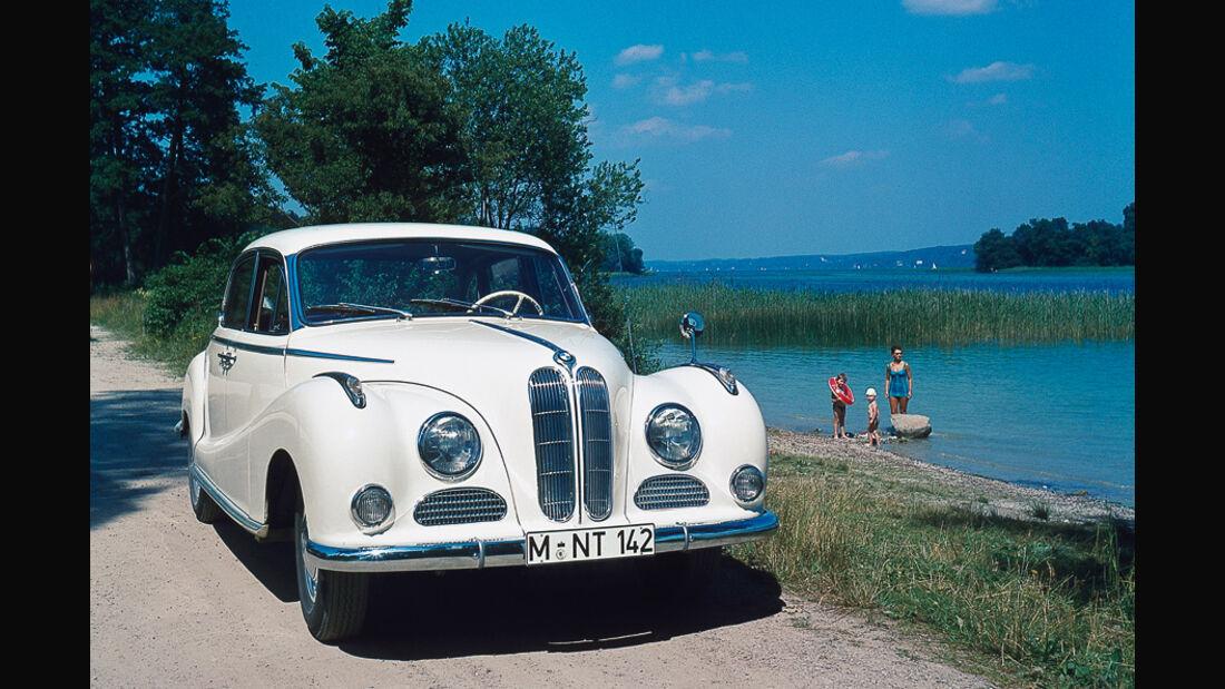 BMW 502, 1952