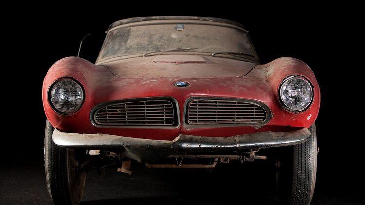 Bmw 507 Von Elvis Presley Das Auto Des Kings Lebt Auto