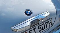 BMW 507, Heck