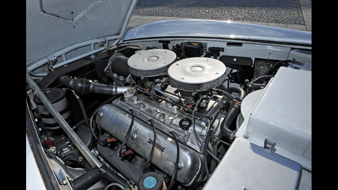 BMW 507, Motor