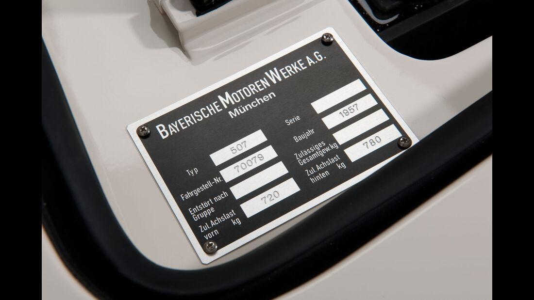 BMW 507 - Roadster - Elvis Auto - Restauration
