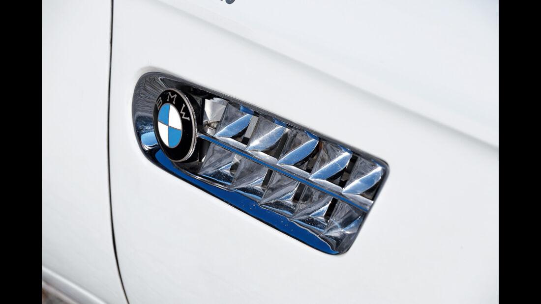 BMW 507, Seite