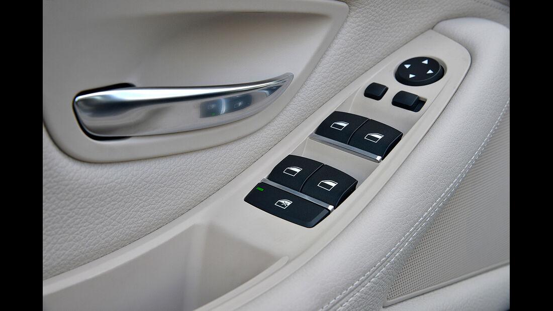 BMW 518d, Fensterheber elektrisch