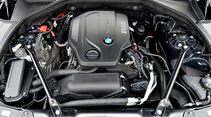 BMW 518d, Motor