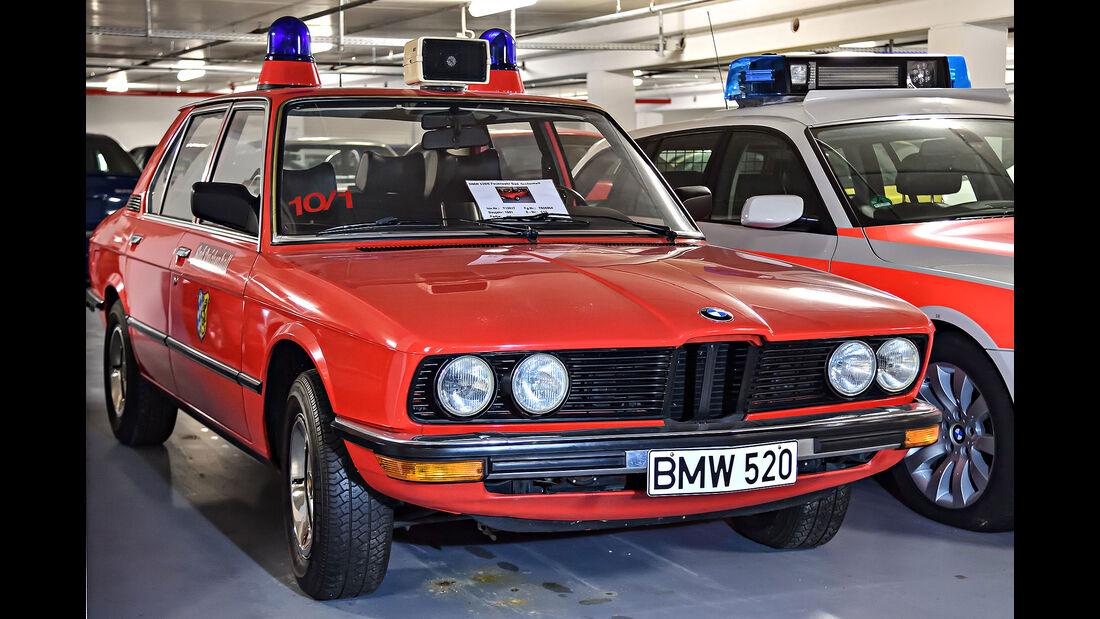 BMW 520 E12 Feuerwehr