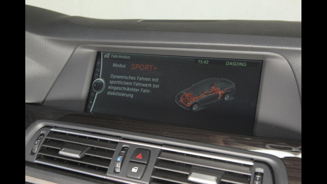 BMW 520d EDE, Display