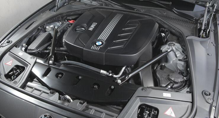 BMW 520d EDE, Motor
