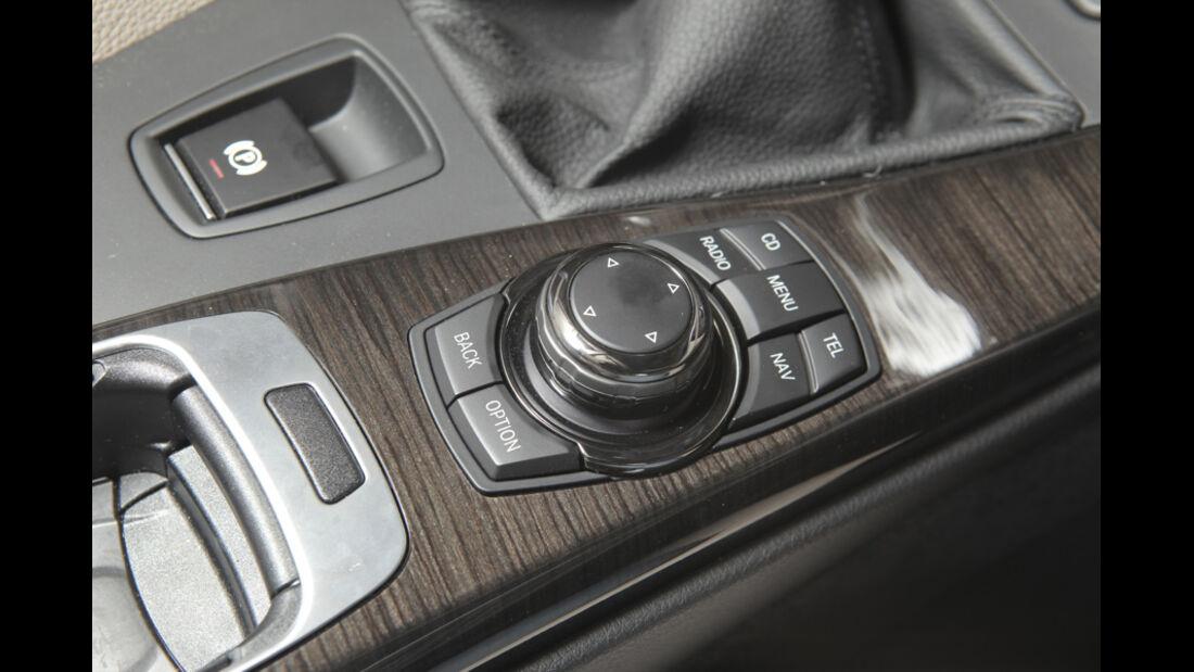 BMW 520d EDE, Regler