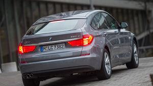BMW 520d GT, Heckansicht