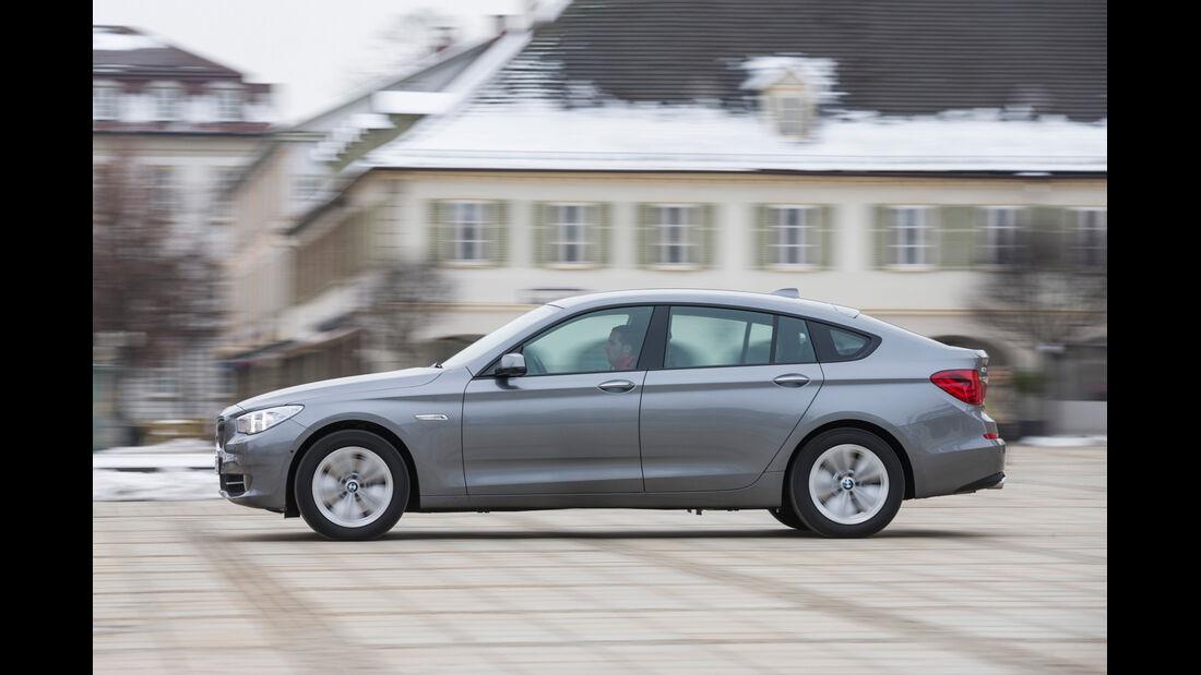 BMW 520d GT, Seitenansicht