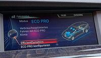 BMW 520d Gran Turismo, Display, Fahrmodus