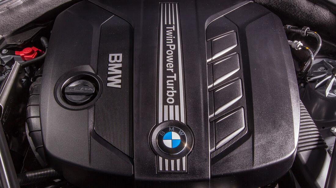 BMW 520d Gran Turismo, Motor