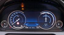 BMW 520d Gran Turismo, Rundinstrumente, Tacho