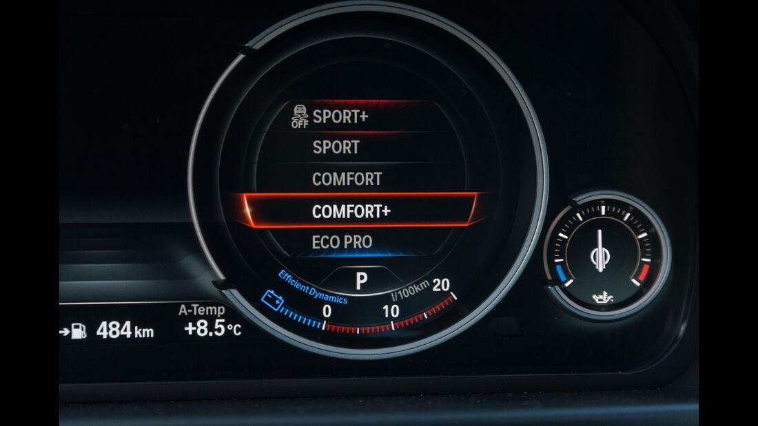 BMW 520d, Infotainment
