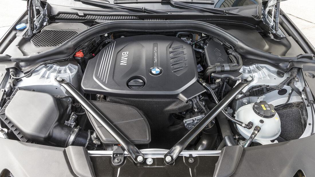 BMW 520d, Motor