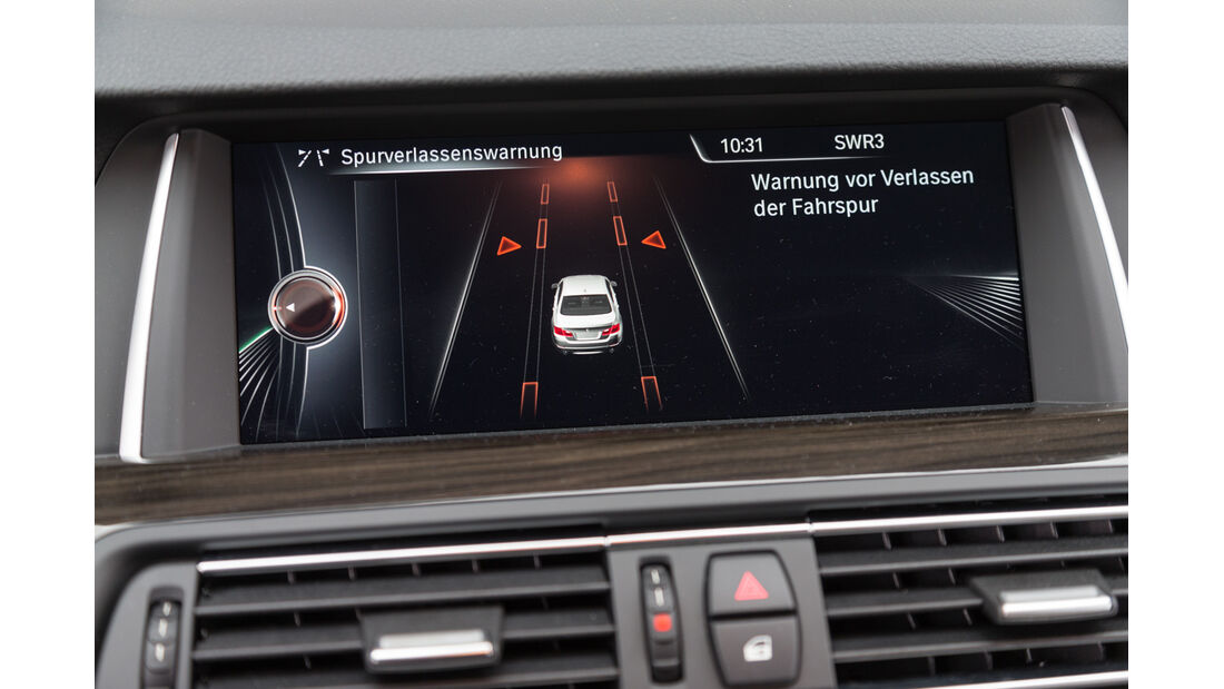 BMW 520d, Navi, Infotainment