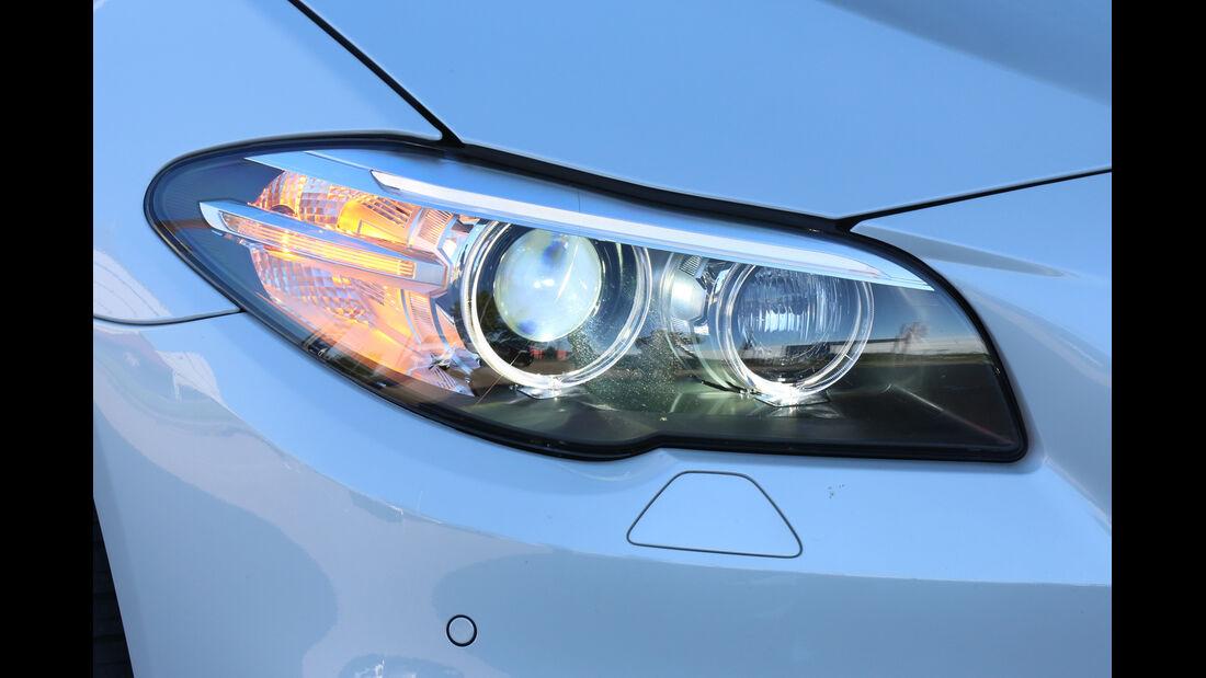 BMW 520d Touring, Frontscheinwerfer