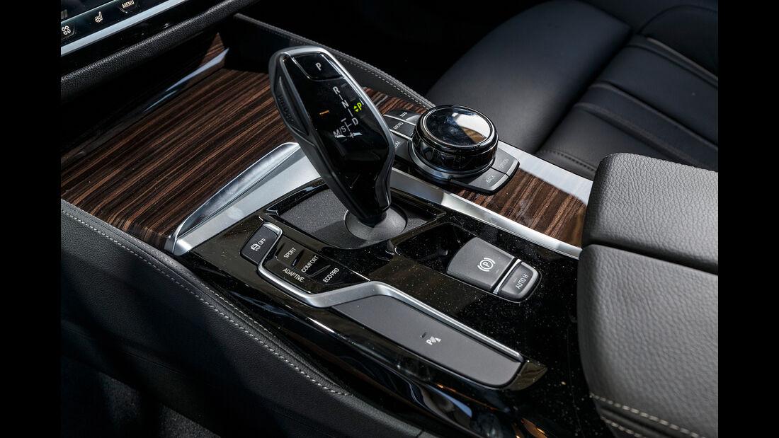 BMW 520d Touring, Interieur