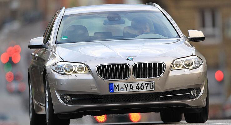 BMW 520d Touring