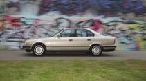 BMW 520i 24V, Exterieur