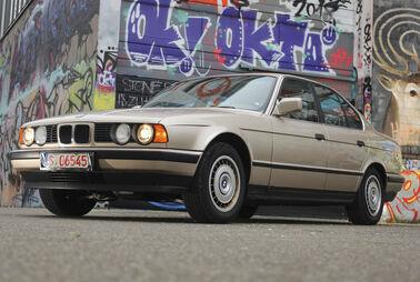 5er-BMW für 690 Euro: Risiko-Kauf mit Rest-TÜV
