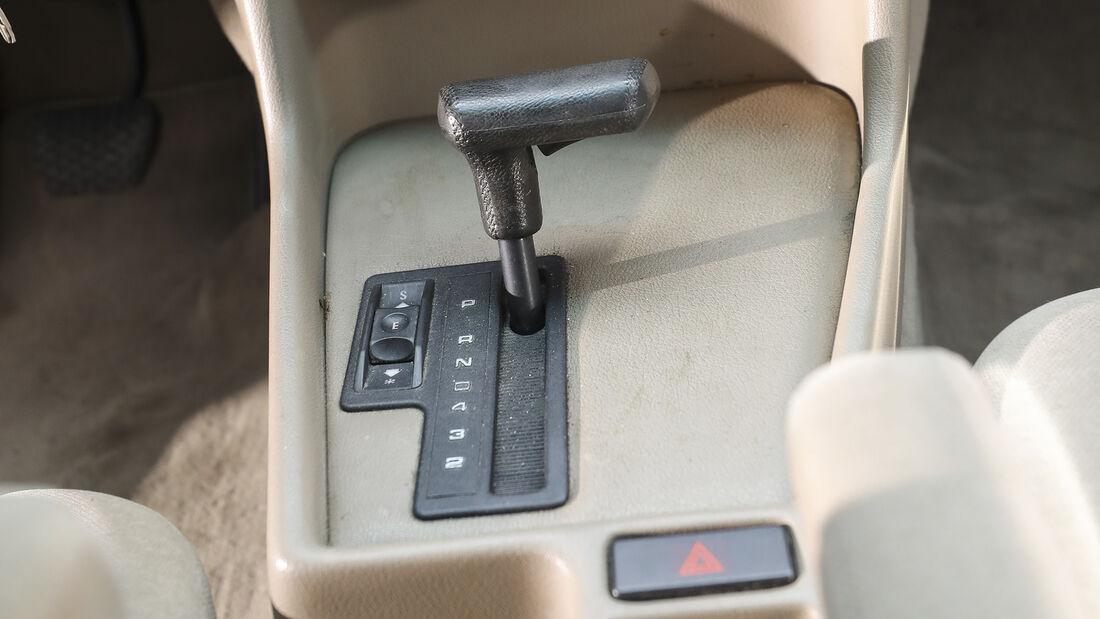 BMW 520i 24V, Interieur