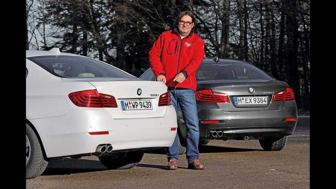 BMW 520i, BMW 528i, Fazit, Heinrich Lingner
