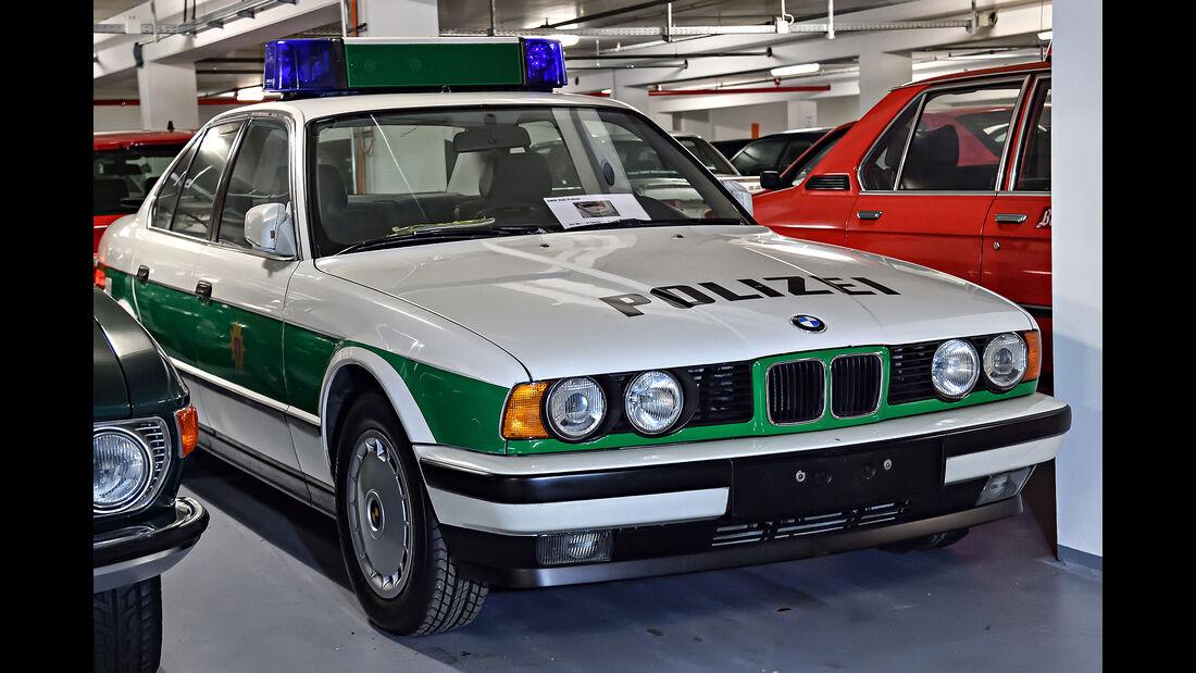 BMW 520i E34 Polizei Großstadtrevier