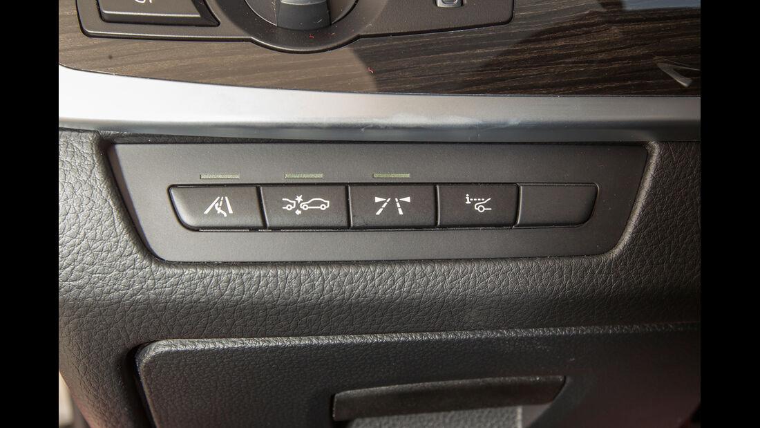 BMW 520i Touring, Fahrassistenten