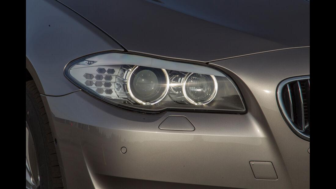 BMW 520i Touring, Frontscheinwerfer