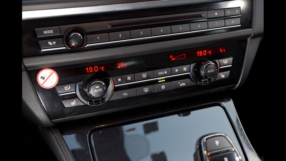 BMW 520i Touring, Klimaanlage