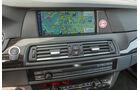 BMW 520i Touring, Navi, Display