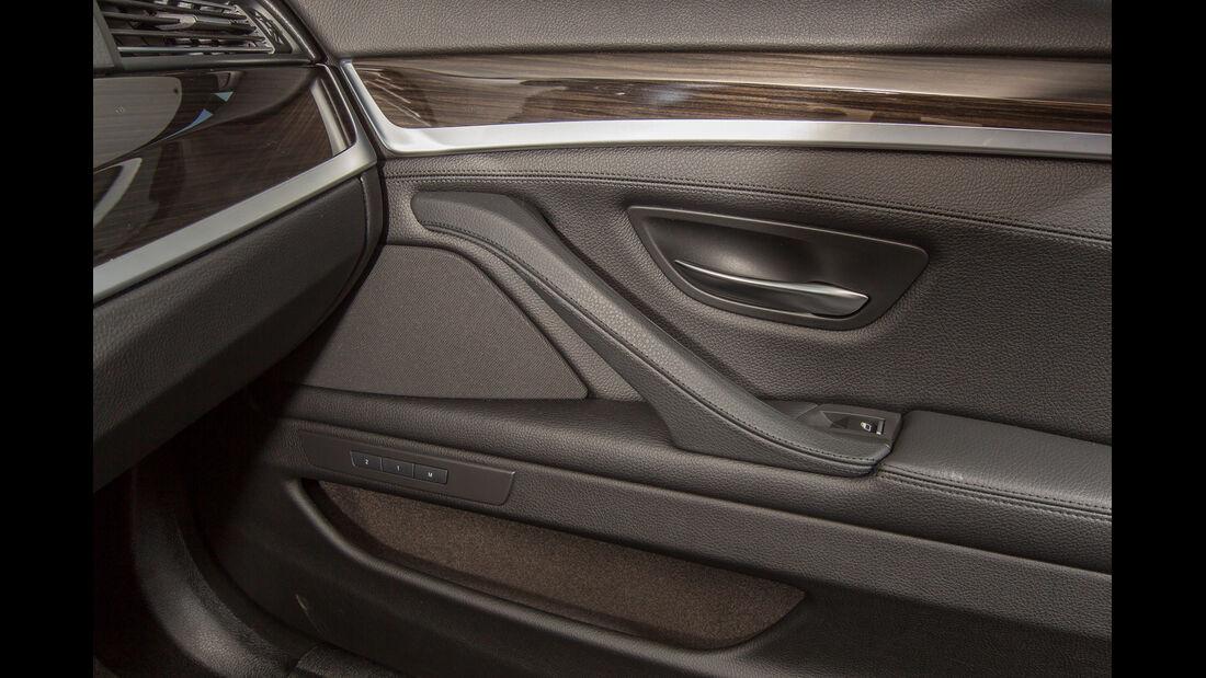BMW 520i Touring, Seitentür, Innenseite